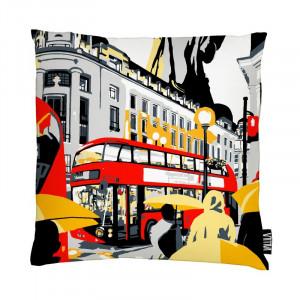 Pagalvėlės užvalkalas Vallila London Yellow_1