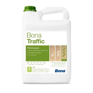 Lakas grindims Bona TRAFFIC IP (matinis) 4.95 l