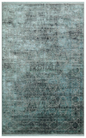 Kilimas Ekohali Verona D VRD01 aqua 160x230 cm