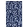 Kilimas Vallila Ysiviis blue white 133x190 cm