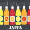 Kilimas Vallila Jaffa graphite 50x80 cm