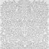Kilimas Vallila Juuri white 160x230 cm