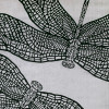 Kilimas Vallila Libelle beige black 160x230 cm