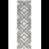Kilimas Vallila Traditio white black 68x220 cm