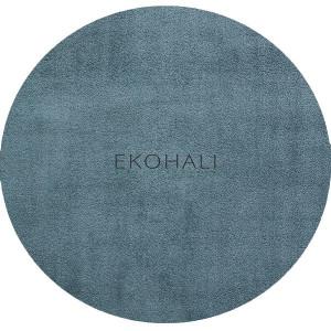 Kilimas Ekohali Comfort 1006 marine apvalus 130 cm