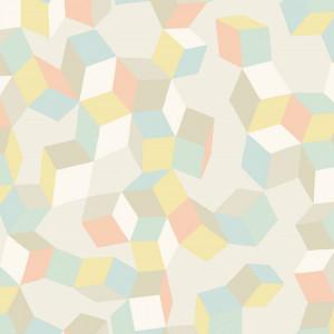 Tapetai 105/2009 Geometric II, Cole&Son