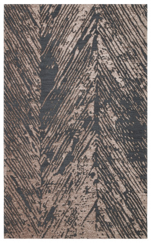 Kilimas Ekohali Capella CPL04 antracit vizon 120x180 cm