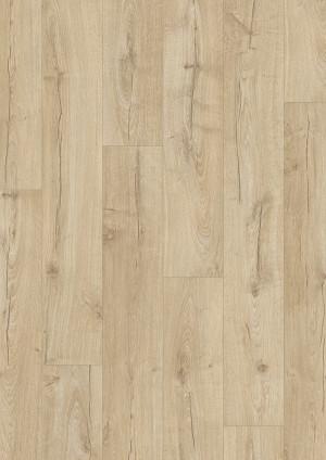 Laminuotos grindys Quick-Step, Ąžuolas Klasikinis Smėlinis, IM1847, Impressive Hydroseal kolekcija