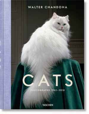 "Susan Michals / ""Walter Chandoha. Cats. Photographs 1942–2018"" / 2019 / knyga / leidykla ""Taschen"""