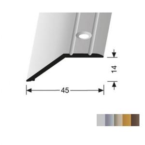Profilis aliuminis, kraštų užbaigimui BEST 241  (pragręžtas su varžtais), 0,9 m