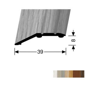 Profilis aliuminis, kraštų užbaigimui BEST 244 H/SK (prisiklijuojantis), 2,7 m