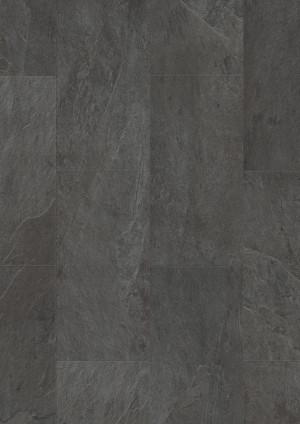 Vinilinės grindys Quick Step, juodas skalūnas, RAMCP40035_2