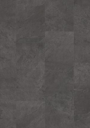 Vinilinės grindys Quick Step, juodas skalūnas, RAMCL40035_2