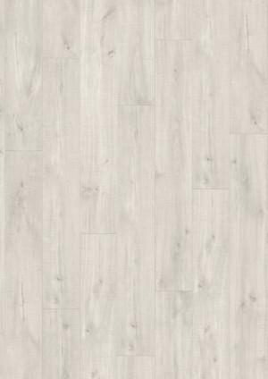 Vinilinės grindys Quick-Step, Canyon ąžuolas šviesus su pjūklo pjūviu, BACP40128, 1251x187x4,5mm, 33 klasė, su užraktu, Balance Click Plus kolekcija