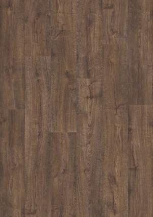 Vinilinės grindys Quick Step, ąžuolas Autumn Chocolate, PUCP40199