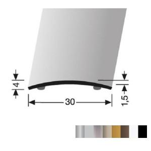 Profilis aliuminis, dangų sujungimui BEST 459 SK (prisiklijuojantis), 2,7 m