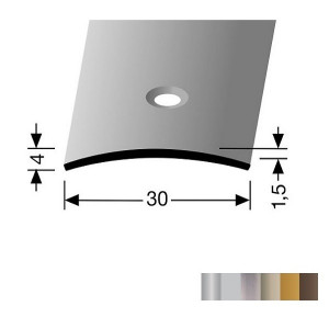 Profilis aliuminis, dangų sujungimui BEST 459 (pragręžtas su varžtais), 0,9 m