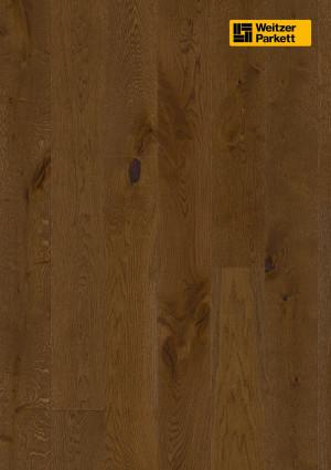 Parketlentės Weitzer parkett, Havana ąžuolas, rustic colourful, 48383, 1800x175x11, 1 juostos, Comfort plank kolekcija