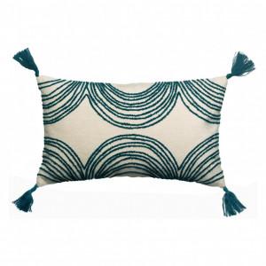 Dekoratyvinė pagalvė siuvinėta Solal Paon 30x50 cm Vivaraise