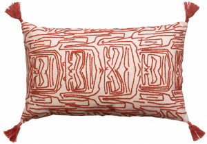 Dekoratyvinė pagalvė siuvinėta Ivan Roibos 40x65 cm Vivaraise