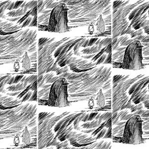 Tapetai 5356-1 Moomin 3, Sandudd _2