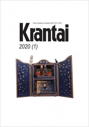 """Žurnalas """"Krantai"""", 2020 Nr. 1"""
