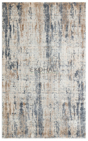 Kilimas Ekohali Como CM10 beige silver NW 160x230 cm