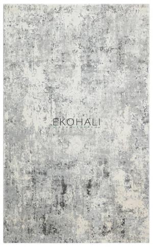 Kilimas Ekohali Como CM12 NW kreminė pilka 120x170 cm