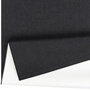 Kilimas Narma Credo juodas / 200x300 cm
