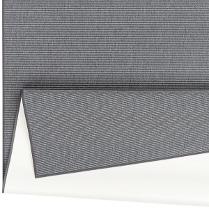 Kilimas Narma Credo pilkas / 80x350 cm