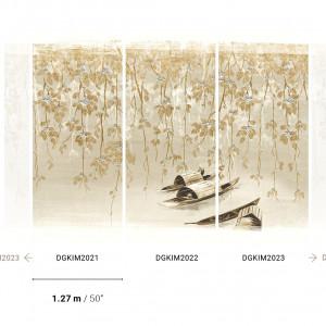 Tapetai DGKIM2021-DGKIM2022-DGKIM2023 Kimono, Masureel