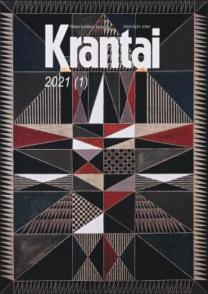 """Žurnalas """"Krantai"""", 2021 Nr. 1"""