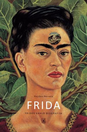"Hayden Herrera / ""Frida"" / 2020 / knyga / Kitos knygos leidykla"