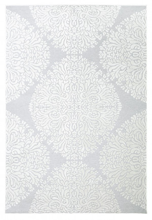 Kilimas Vallila Hiutale effect silver 140x200 cm