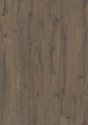 Laminuotos grindys Quick-Step, Ąžuolas klasikinis rudas, IM1849, 1380x190x8mm, 32 klasė,  Impressive HydroSeal kolekcija