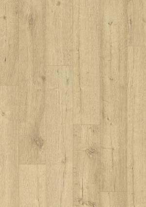 Laminuotos grindys Quick-Step,  Ąžuolas šlifuotas natūralus, IM1853, 1380x190x8mm, 32 klasė, Impressive HydroSeal kolekcija