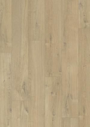 Laminuotos grindys Quick-Step, Ąžuolas Švelnus Šiltai Pilkas, IM1856, 1380x190x8mm, 32 klasė, Impressive HydroSeal kolekcija