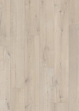 Laminuotos grindys Quick-Step, Ąžuolas Švelniai Smėlinis, IM1854, 1380x190x8mm, 32 klasė, Impressive HydroSeal kolekcija