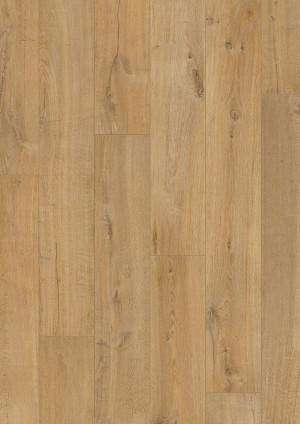 Laminuotos grindys Quick-Step, Ąžuolas Švelnus Natūralus, IM1855, 1380x190x8mm, 32 klasė, Impressive HydroSeal kolekcija