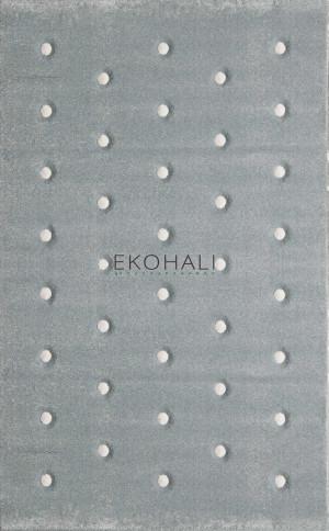 Kilimas Ekohali Eko Kids KDS10 mėlynas 160x230 cm