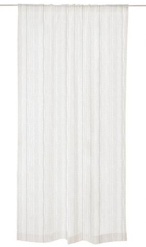 Užuolaida Vallila balta 140x250 cm, Kerttu kolekcija