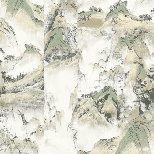 Tapetai KIM303 Kimono, Masureel