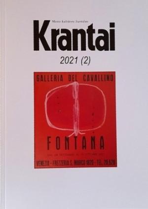 """Žurnalas """"Krantai"""", 2021 Nr. 2_3"""