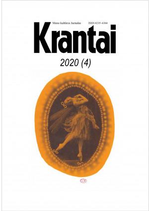 """Žurnalas """"Krantai"""", 2020 Nr. 4"""