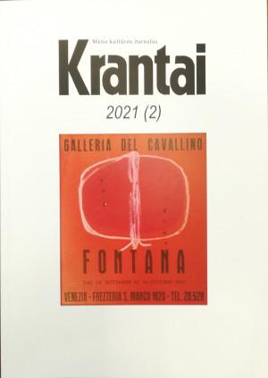 """Žurnalas """"Krantai"""", 2021 Nr. 2"""
