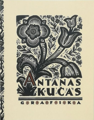 "Regina Urbonienė / ""Antanas Kučas. Grafika. Įprasminta tradicija"" katalogas / 2009 / knyga / Lietuvos dailės muziejus"