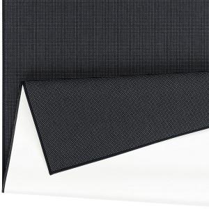 Kilimas Narma Limo juodas / 80x400 cm