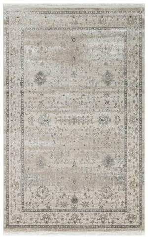 Kilimas Ekohali Lisbon LS02 kreminė silver 120x180 cm