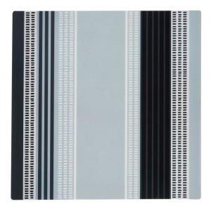 Stalo padėkliukai Vallila juoda (4vnt.), Pallas kolekcija
