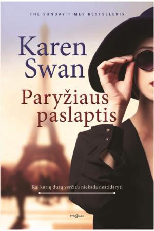 """Karen Swan / """"Paryžiaus paslaptis"""""""